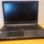 【レビュー】Acer Aspire 3 A315-53-N54U/K 買っちゃった